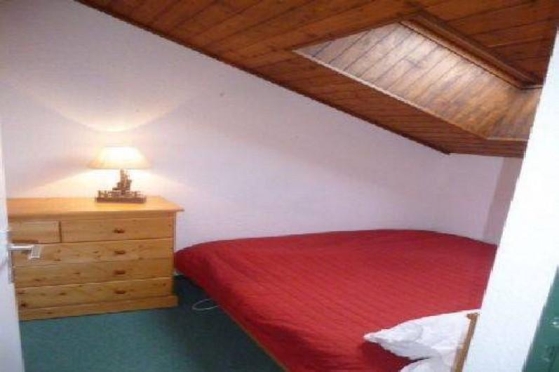 Location de vacances - Appartement à Station de Risoul 1850 - la chambre double