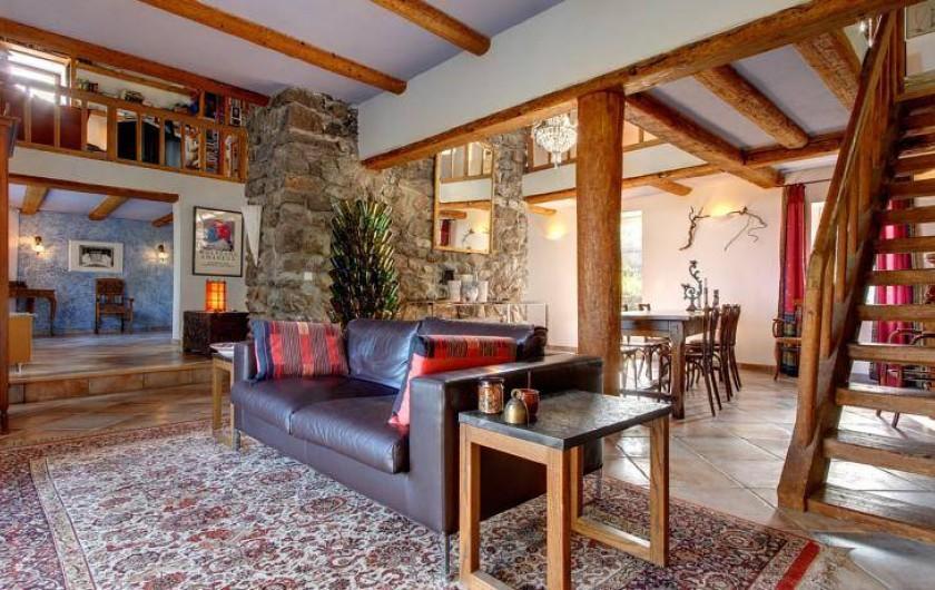 Location de vacances - Chambre d'hôtes à Rochessauve - Communal Area