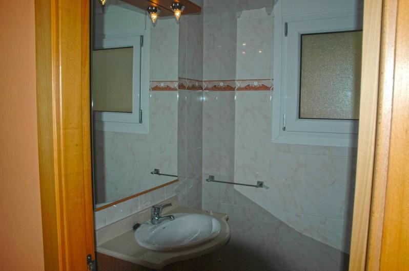 Location de vacances - Chalet à Amposta - salle de bain 3