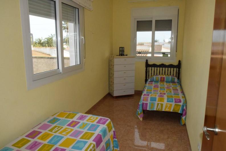 Location de vacances - Chalet à Amposta - chambre  5