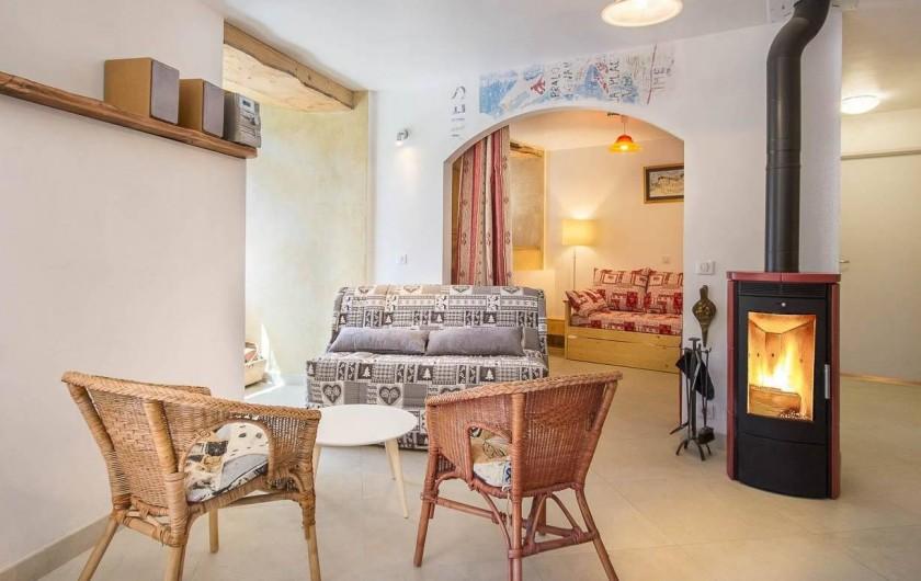 Location de vacances - Gîte à Valmeinier - Gîte - Chez Fine