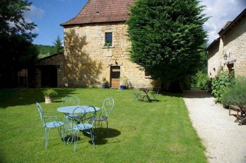 Location de vacances - Chambre d'hôtes à Valojoulx - le jarin