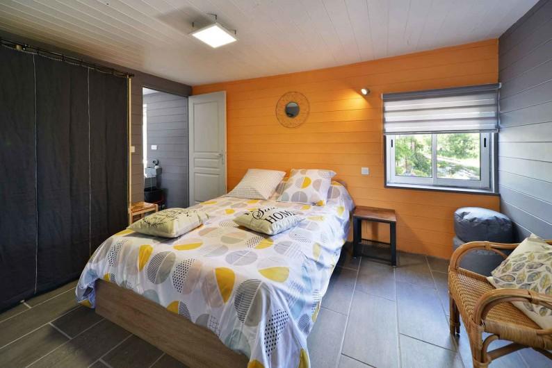 Location de vacances - Gîte à La Salvetat-Peyralès - Gîte 2 - Chambre 1
