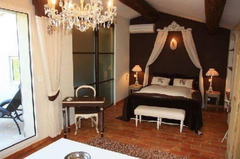 Location de vacances - Chambre d'hôtes à Pernes-les-Fontaines