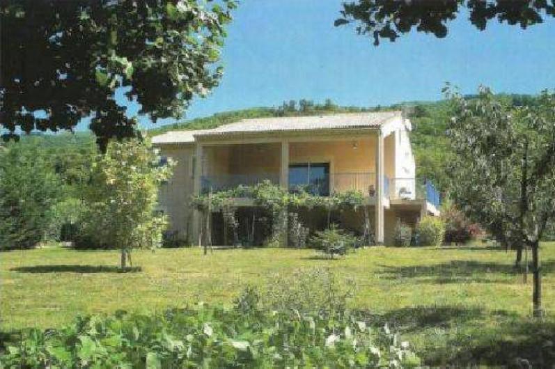 Location de vacances - Gîte à Chirols