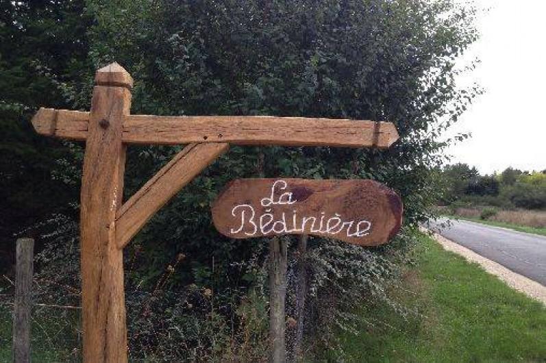 Location de vacances - Gîte à Crouy-sur-Cosson - Potence