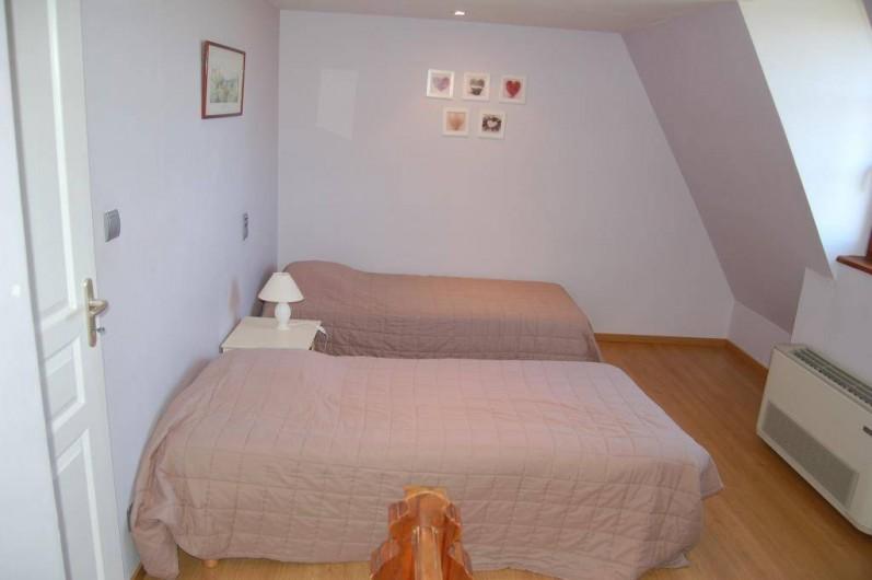 Location de vacances - Gîte à Saint-Médard-d'Excideuil - Chambre 3 gîte La Girouette