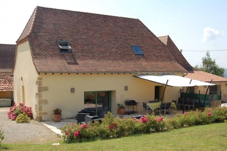 Location de vacances - Gîte à Saint-Médard-d'Excideuil - Gîte Les Figuiers