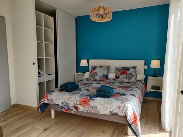 Location de vacances - Villa à Onesse-Laharie - CHAMBRE PARENTALE