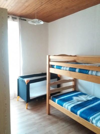 Location de vacances - Appartement à Aumessas