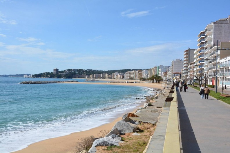 Location de vacances - Appartement à Sant Antoni de Calonge - Sant Antoni de Calonge - Promenade sur mer