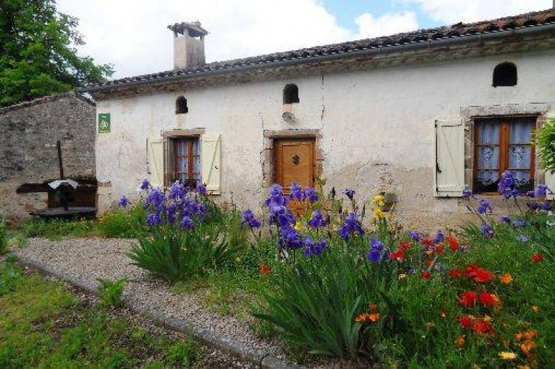 Location de vacances - Gîte à Cordes-sur-Ciel - L'entrée principale