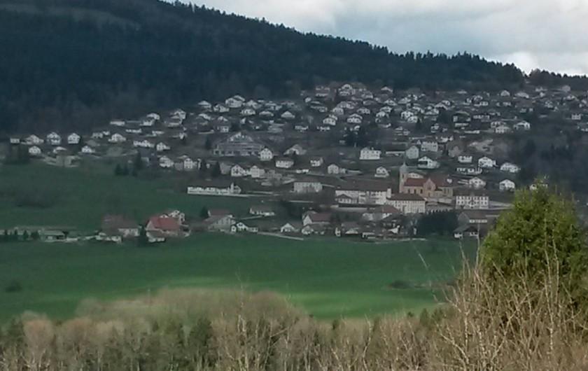 Location de vacances - Gîte à Les Fins - le village des FINS