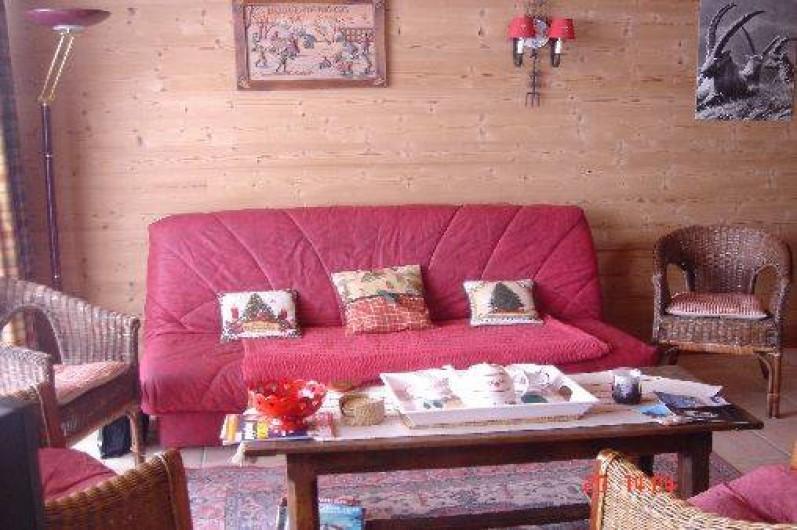 Location de vacances - Appartement à L'Alpe d'Huez
