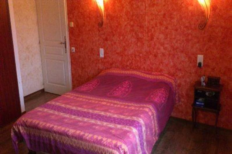 Location de vacances - Villa à Violes - Chambre lit double