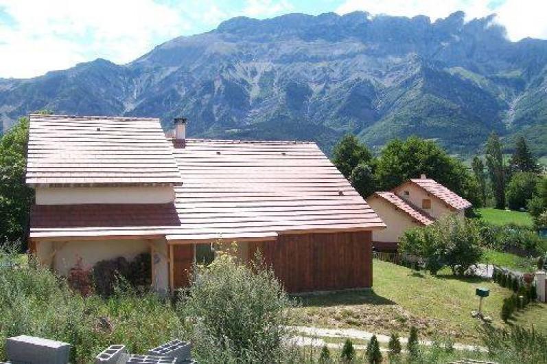 Location de vacances - Chalet à Chauffayer