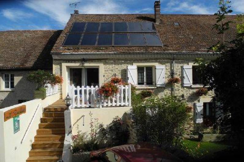 Location de vacances - Gîte à Saint-Laurent-du-Cros