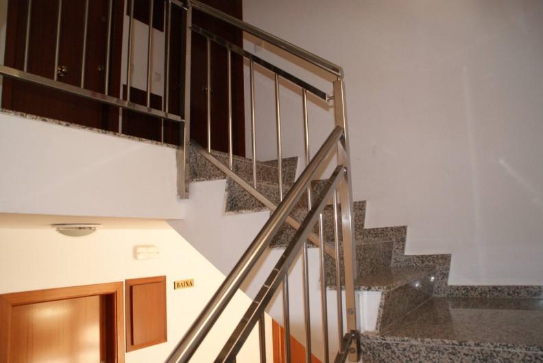 Location de vacances - Appartement à Empuriabrava - Montée d'escaliers