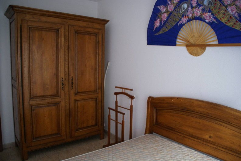 Location de vacances - Appartement à Empuriabrava - Chambre 2