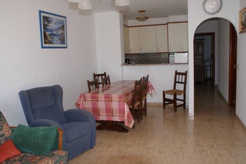 Location de vacances - Appartement à Empuriabrava - S A M + Cuisine