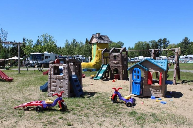 Location de vacances - Camping à Shawinigan