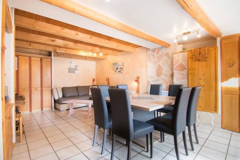 Location de vacances - Appartement à Valloire - Pièce à vivre 2