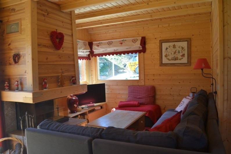 Location de vacances - Chalet à La Joue du Loup - SALON
