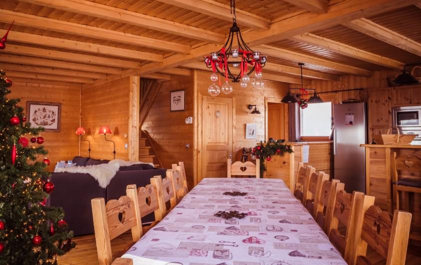 Location de vacances - Chalet à La Joue du Loup