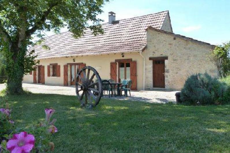 Location de vacances - Gîte à Limeyrat