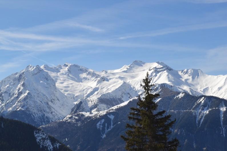 Location de vacances - Studio à L'Alpe d'Huez - Nos montagnes !