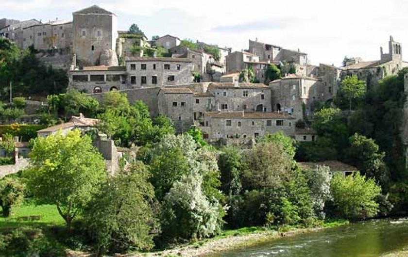 Location de vacances - Gîte à Chirols - Balazuc