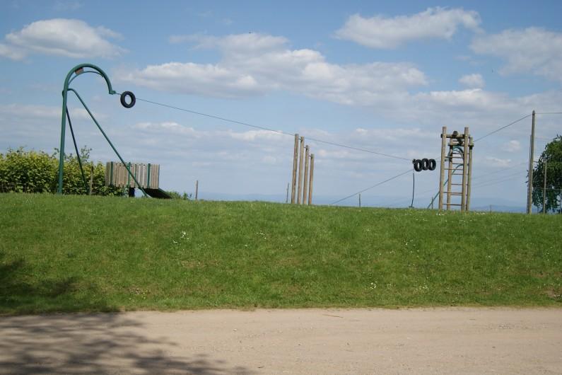 Location de vacances - Gîte à Hunawihr - Espace enfants