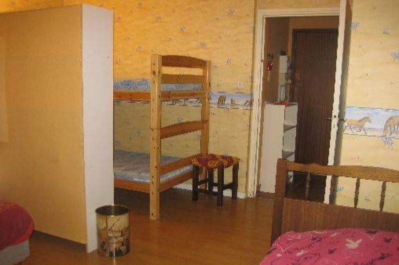 Location de vacances - Appartement à Saint-Léger-les-Mélèzes
