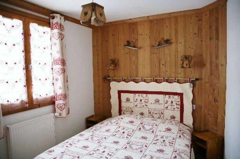 Location de vacances - Chalet à Valloire - chambre 1