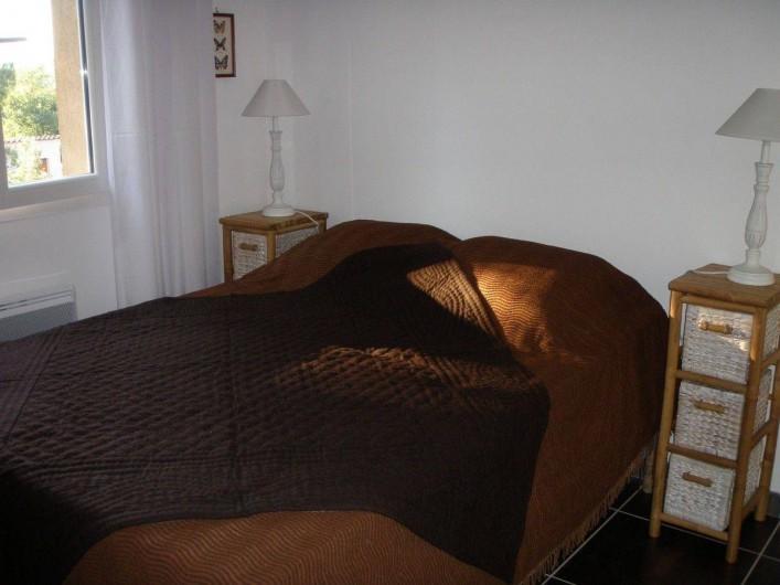 Location de vacances - Villa à Jouques - Chambre2