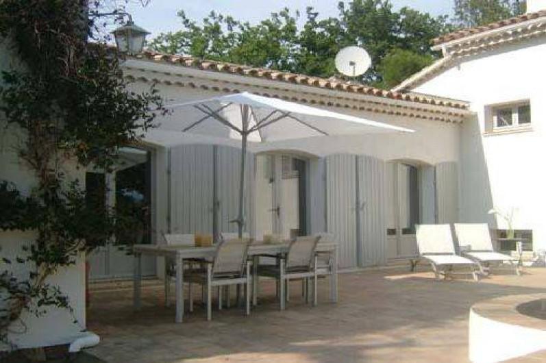 Location de vacances - Maison - Villa à La Garde-Freinet