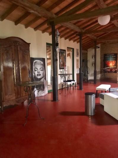 Location de vacances - Gîte à Vendine - Grand Salon