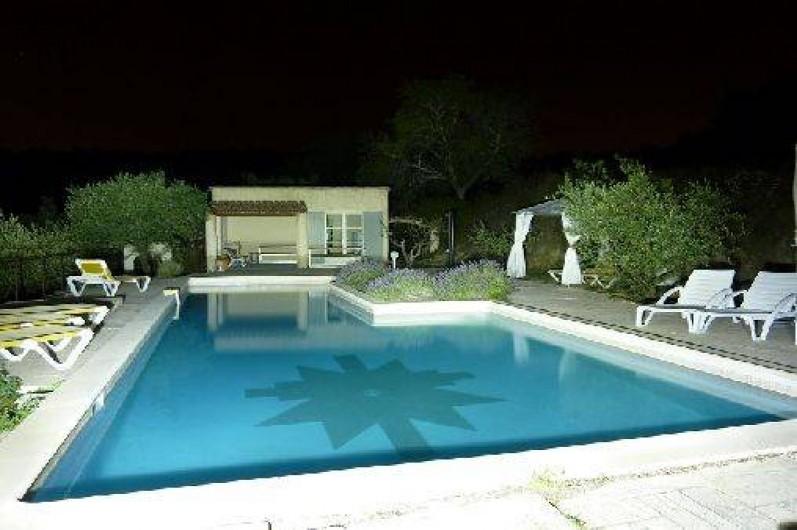 Location de vacances - Chambre d'hôtes à Roaix