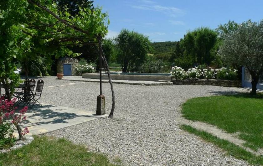 Location de vacances - Mas à Clansayes