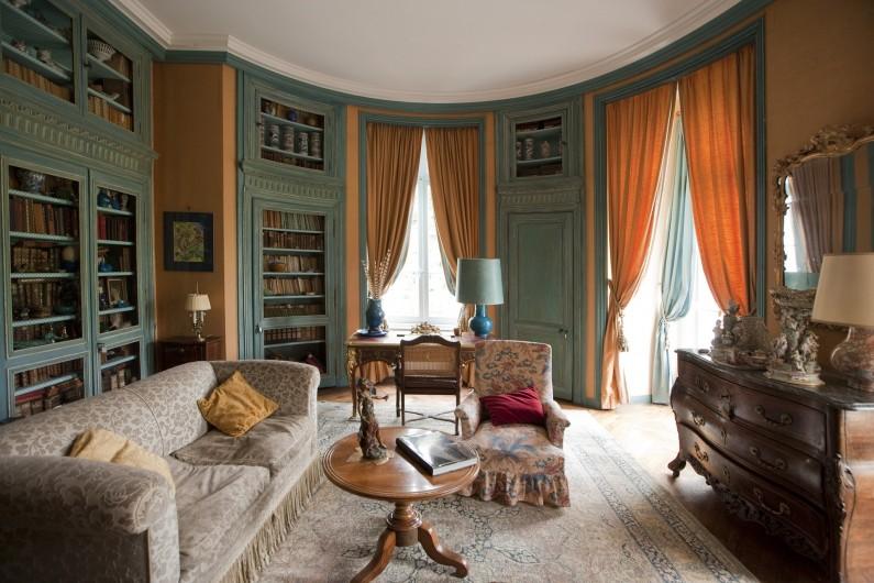 Location de vacances - Chambre d'hôtes à Béziers - La bibliothèque