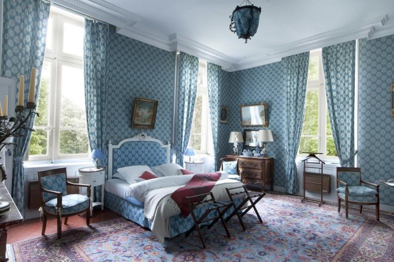 Location de vacances - Chambre d'hôtes à Béziers - Chambre Bleue