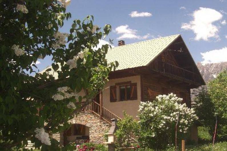 Location de vacances - Chalet à Puy-Saint-Vincent