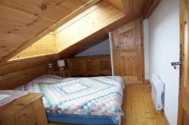 Location de vacances - Appartement à Méribel - CHAMBRE 1 ETAGE
