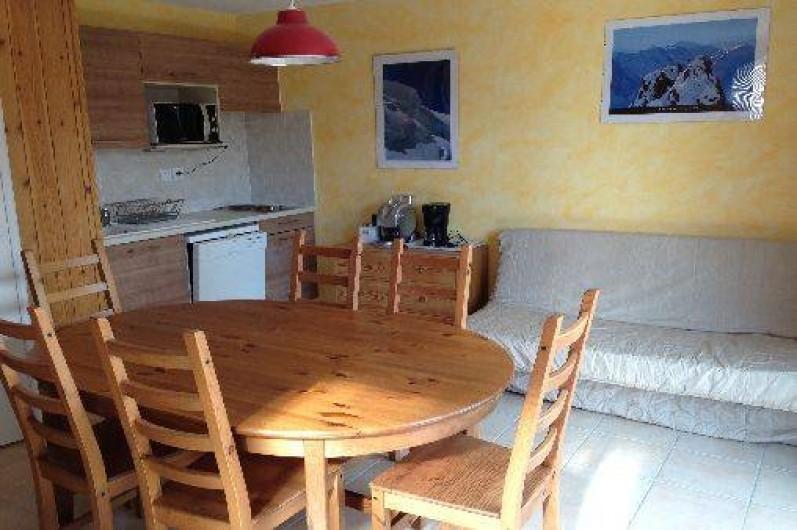 Location de vacances - Appartement à Réallon