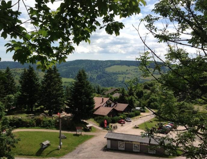 Location de vacances - Chalet à La Bresse - Complexe LE MONTAGNARD
