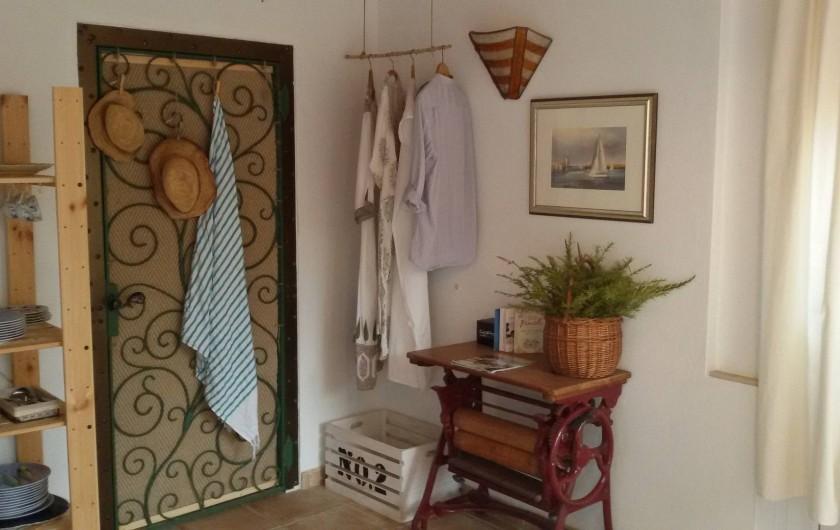 Location de vacances - Villa à Cap de Barbaria - Bedroom n.4