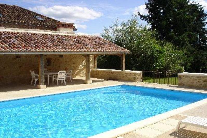 Location de vacances - Gîte à Saint-Martin-de-Fressengeas