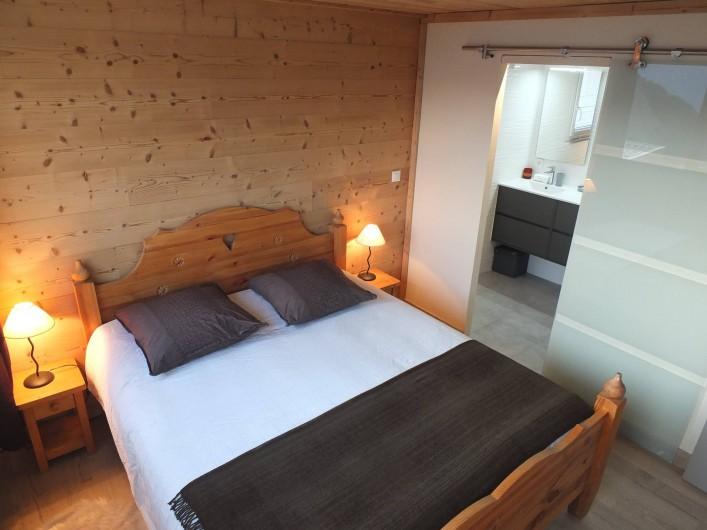 Location de vacances - Appartement à L'Alpe d'Huez - SUITE PARENTALE VUE2