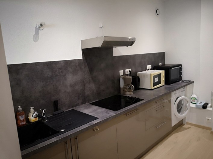 Location de vacances - Appartement à Gérardmer - CUISINE