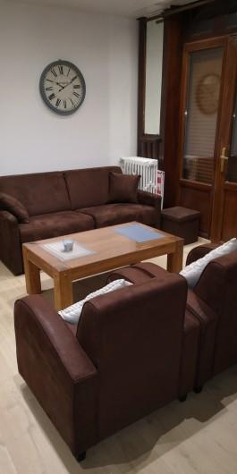 Location de vacances - Appartement à Gérardmer - SALON